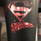 Six Flags Magic Mountain Dc Comics Superman Electroplated Shot Glass New