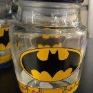 Six Flags Magic Mountain Dc Comics Batman Glass Jar New