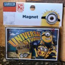 Universal Studios Greetings from Universal Studios Minion Magnet New