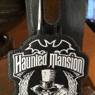 Disney Parks The Haunted Mansion Authentic Hatbox Ghost Luggage Tag