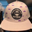 Six Flags Magic Mountain Dc Comics Batman Gotham City Crime Fighter Snapback Hat