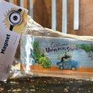 Universal Studios Welcome to Universal Studios Minion Magnet New