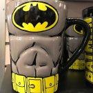 Six Flags Magic Mountain Dc Comics Batman Super Jumbo Ceramic Mug New