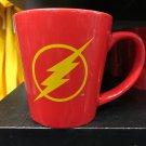 Six Flags Magic Mountain Dc Comics The Flash Two Tone Ceramic Mug New