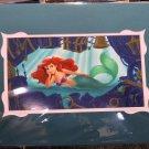Disney Parks The Little Mermiad Ariels Treasure Deluxe Print by Larry Nikolai