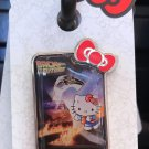 Universal Studios Hello Kitty Back To The Future Collectible Pin New on Card