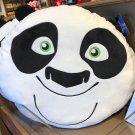 Universal Studios Kung Fu Panda Po DreamWorks Animation Face Pillow Plush New
