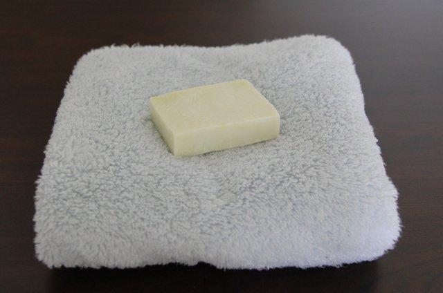 Organic All Natural Handmade Olive oil & Papaya Soap 50 g - SAMPLER PROMOTION -