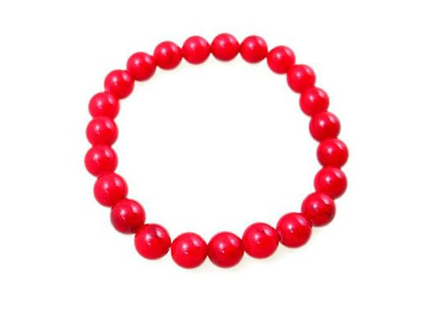 Free shipping---Coral Beads Bracelet
