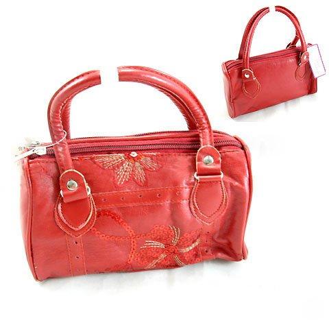 BBK-6001     PU Leather Handbag