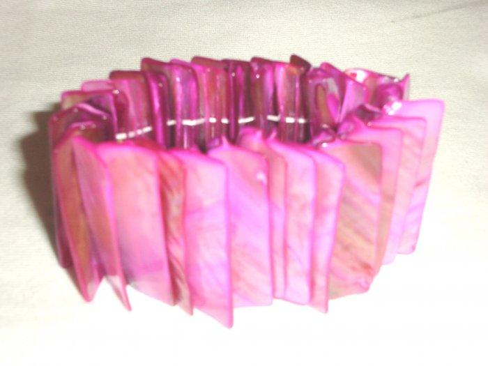 BHX-6037    Natural Shell Bracelet