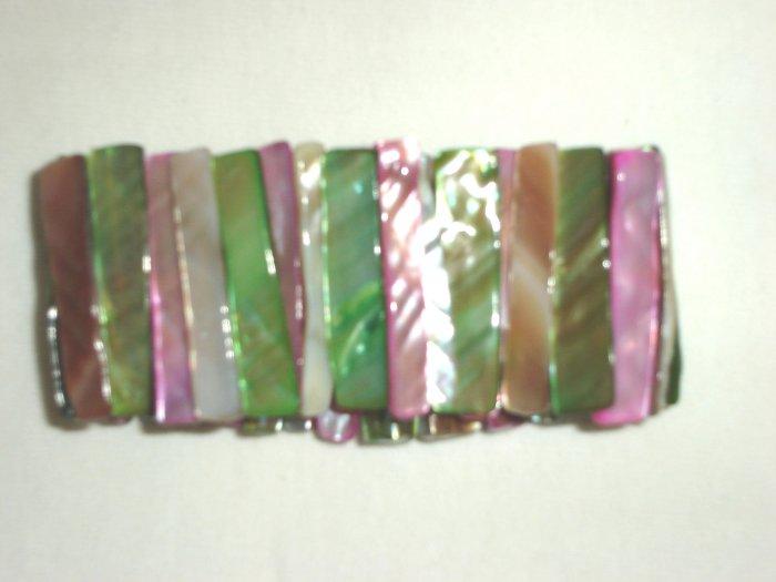 BHX-6038    Natural Shell Bracelet