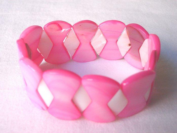 BHX-6024    Natural Shell Bracelet