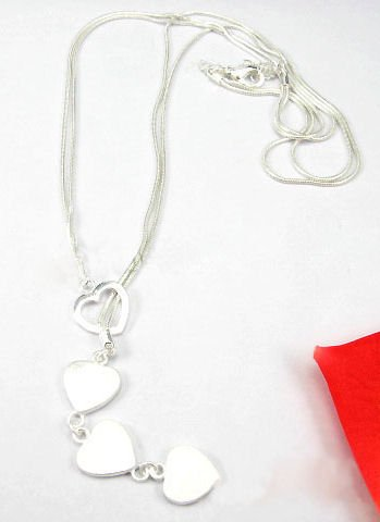 NBK-6003    Sterling Silver Necklace