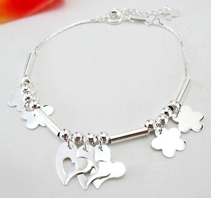 CBK-2006    Sterling  Silver Bracelet