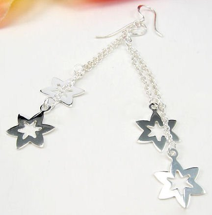 EBK-8008      Sterling Silver Earrings