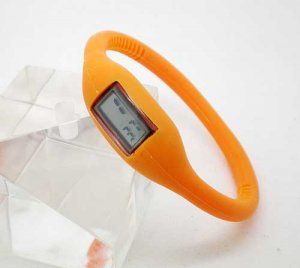 Free shipping---Brand New Negative ion (Anion) Silicone Bracelet