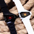 Free shipping--2 pcs/lot Fashion novelty B-2 Spirit shape Led watches