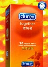 Condom 12 pcs/case--5 case/lot--Free shipping
