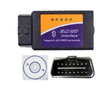 6 pcs/lot_Free_Shipping_Hot_Sale_ELM327_OBD2_CAN-BUS_Bluetooth_Auto_Car_Diagnostic_Scanner