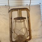 1923 No 8 10H ANTIQUE DEITZ MONARCH RAILROAD LANTERN LOC FITZALL NY