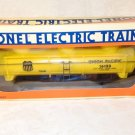 1991 LIONEL ELECTRIC TRAIN UNION PACIFIC No 16123 BLT1-93 3 DOME TANK CAR NIB