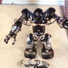WOWEE ELECTRONIC ROBOT BY MARK TILDEN REMOTE CONTROL ROBOSAPIEN COOL TOY