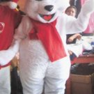 Christmas Bear Mascot Costume Adult Costume 002