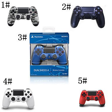 Dual Shock 4 Wireless Controller for PlayStation 4 5 colors pick 1