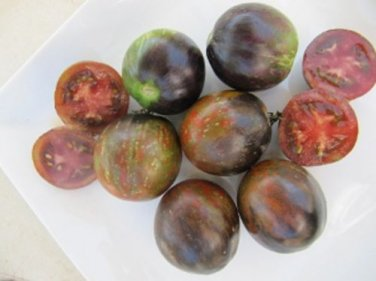 HEIRLOOM NON GMO Cosmic Eclipse Tomato 25 seeds