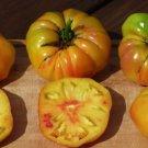HEIRLOOM NON GMO Virginia Sweets Bicolored Tomato 25 seeds (RARE)