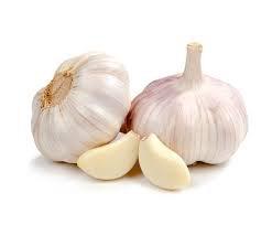 HEIRLOOM NON GMO Market Korean Garlic 3 oz Cloves