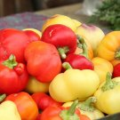 HEIRLOOM NON GMO Paparika Pepper 25 seeds