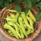 HEIRLOOM NON GMO Italian Pepperoncini Pepper 25 seeds