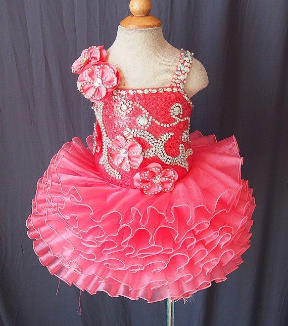 Lafinefashion flowers girl dress for 3-14Y N1508021503