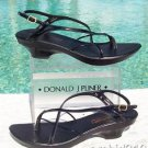 Donald Pliner $225 COUTURE PATENT LEATHER Shoe NIB PLATFORM BASE NON SKID