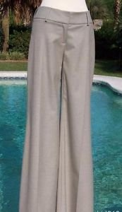 Cache $118 WIDE LEG STRETCH Pant NWT 4/6/8 S/M FEELS LIKE CASHMERE STRETCH