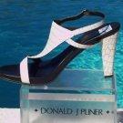 Donald Pliner $340 COUTURE KOGI GATOR LEATHER Shoe NIB 10.5 SLEEK & SEXY