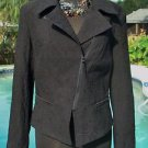 Cache $188 TEXTURED LINED SUIT Jacket Top NWT 0/2/6/8/10/12 XS/S/M/L STRETCH