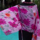 Cache $138 LOT 2 SILK FLORAL TUNIC + STRETCH CAMI Top NWT XS/S/M/L