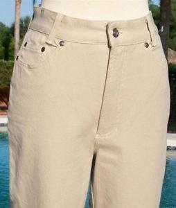 Cambio $175  STRETCH BODY 5 Pocket Denim Pant NEW 4/6 S SLIM LEG ANKLE VENT