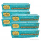 6pcs Tepthai Concentrated Herbal Toothpaste Healthy Oral Hygiene Gum problem 30g