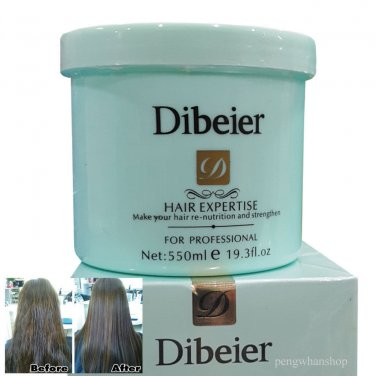 Dibeier HAIR TREATMENT 550ml re-nutrition and Straightening Free Shipping