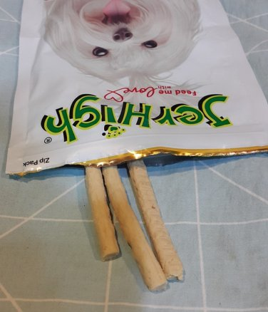 Dog Snacks JerHigh MILKY stick 70g Real Chicken Meat Energy Zip Pack Free ship