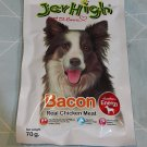 Dog Snacks JerHigh Bacon stick 70g Real Chicken Meat Energy Zip Pack Free ship
