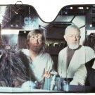 Plasticolor 003700R01 Star Wars Accordion Sunshade For Car