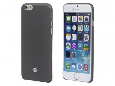 Ultra-thin Shatter-proof Case for 4.7-inch iPhone 6 - Smoke