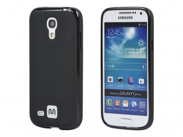 TPU Case for Samsung Galaxy S4 Mini - Black