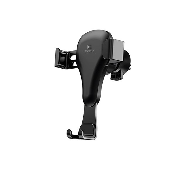 Cafele Car Air Vent Mount Gravity Linkage Rotatable Cell Phone Holder Stand - 9203500