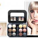 NOVO 12 Colors Matte Eye Shadow Powder Palette - 6268305